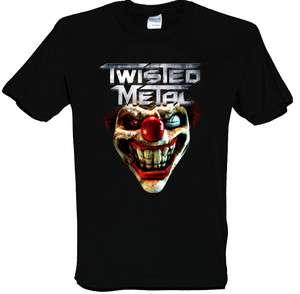 Twisted Metal T Shirt