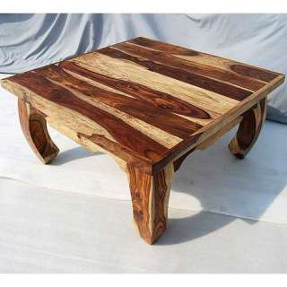 Rustic Sofa Cocktail Square Coffee Table Living Room Furniture