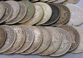 50 Morgan & Peace Silver Dollars Winner Gets Them All