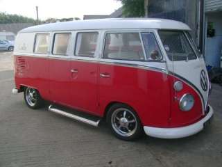 VW Bay Window Camper Van Bus Lowering Lowered Spindles
