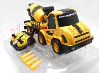 20 Scale RC Radio Remote Control Industrial Construction Site Truck