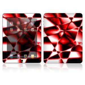 DecalSkin iPad Graphic Cover Skin   The Art Gallery Electronics