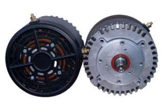 EMC RT Etek 72v Electric Motor Drive Kit MOTORCYCLES