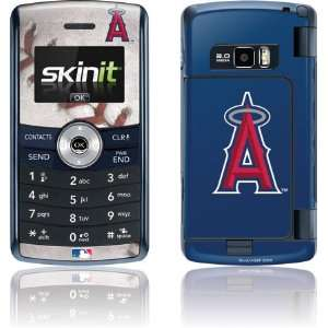 Los Angeles Angels Game Ball skin for LG enV3 VX9200