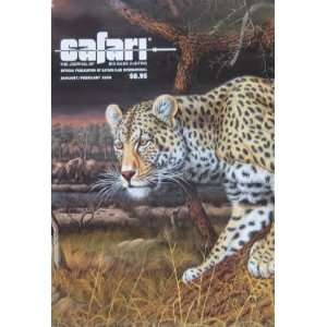Game Hunting, Volume 32, Number 1): Safari Club International: Books