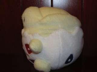 2006 USA Nintendo Stuffed Toy Yellow White Blue Red Egg 4