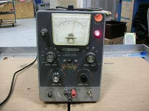 Heathkit IP 20 Regulated Power Supply