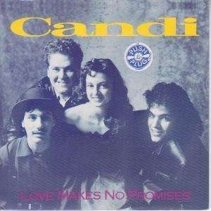 LOVE MAKES NO PROMISES 7 INCH (7 VINYL 45) UK IRS 1989
