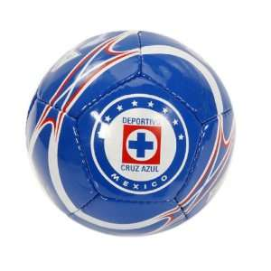 Cruz Azul Soccer Ball (Size 2): Sports & Outdoors