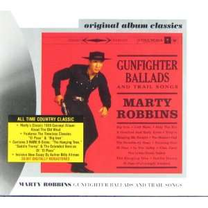 Gunfighter Ballads: Marty Robbins: Music