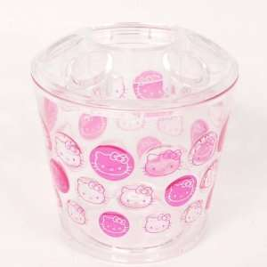 Hello Kitty Toothbrush Paste Cup Holder Stand Health