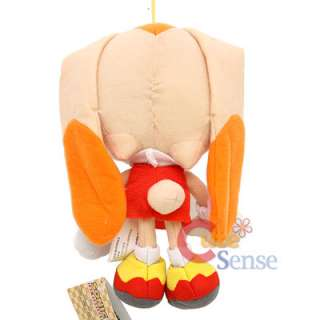 Sega Sonic Cream Plush Doll 7 Sonic The Hedgehog GE Original License