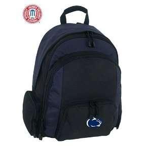 Mercury Luggage Penn State Nittany Lions Large Navy Blue & Black