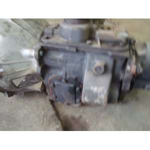 SOLD SOLD JEEP T18 4 SPEED TRANSMISSION & DANA 20 TRANSFER