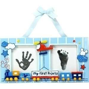 Disney Babys First Prints Kit   Boy Baby