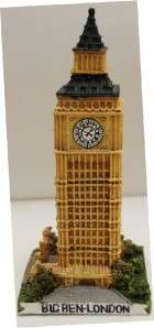 Big Ben Model 8 London British Gifts Souvenirs FG004