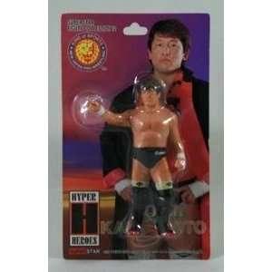 Kohji Kanemoto 5.5 Figure Japan Pro Wrestling Hyper Hero