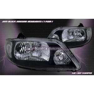 Mazda Protege Headlights JDM Black Headlights 2001 2002