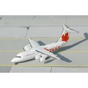 Jet X Air Canada Jazz Bae 146 200 Model Airplane