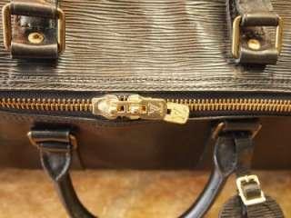 LOUIS VUITTON EPI KEEPALL 55 MONOGRAM DUFFLE TRAVEL BAG / VI872