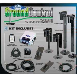 Control Wireless RV Leveling Systems   $500.00 Off!: Electronics