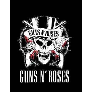 Guns n roses sticker / decal