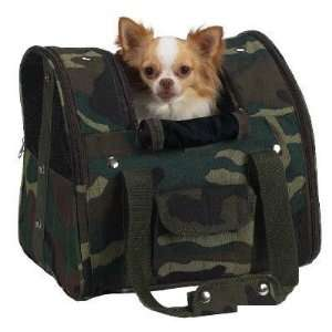Casual Canine Backpack Pet Dog Carrier CAMO UP TO 10 LB