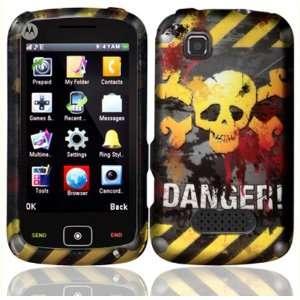 Danger Design Hard Case Cover for Motorola EX124G EX128