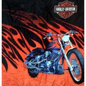 Official Harley Davidson Soft Tail Slumber Sleeping Bag