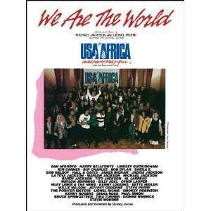 We Are the World   USA for Africa (Michael Jackson and