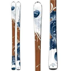 Salomon Origins Pearl Skis Womens 2011   158 Sports