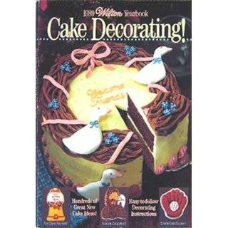 Wilton Cake Decorating 1996 Yearbook (9780912696928) Jeff