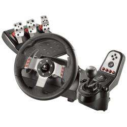 Logitech G27 Racing Wheel for Sony Playstation 3 and PC (Refurbished