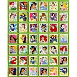 Disney Princesses Stamp Like STICKER SHEET C097 ~ Snow White