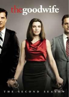 he Good Wife he Second Season (DVD) |