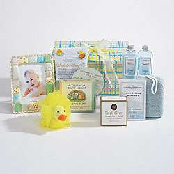 Mommy and Baby Bundle of Treats Gift Basket