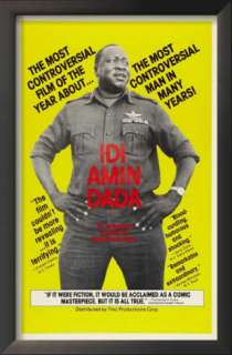 General Idi Amin Dada: A Self Portrait Prints at AllPosters
