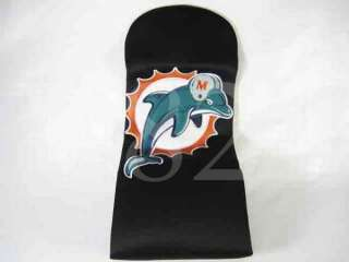 NFL Miami DOLPHINS Auto Car Truck Seat Cover
