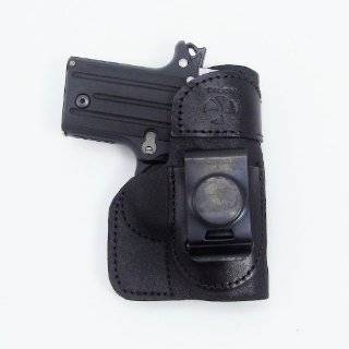 the Waistband Holster for the Sig Sauer without laser, RIGHT Black
