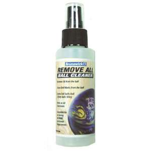 Brunswick Remove All Bowling Ball Cleaner 4 oz.