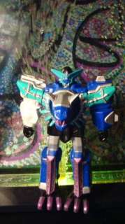 2003 BANDAI POWER RANGERS MEGAZORD RARE LIGHT UP FIGURE~