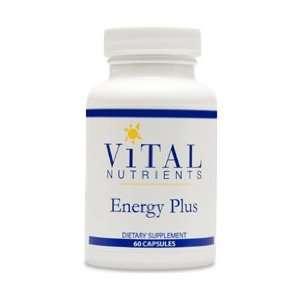 Energy Plus 60 caps (Vital Nutr.)