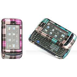 LG Xenon GR500 Plaid Design Protector Case