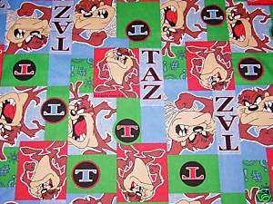 TAZ 3 Looney Tunes NURSE SCRUB TOP