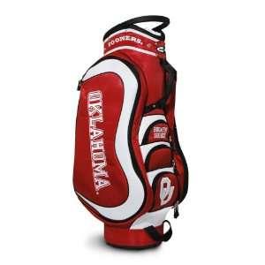 Sooners Medalist Golf Cart Bag by Team Golf