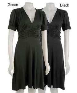 Pathway Short sleeve Womens Empire Waist Dress