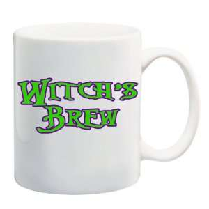 WITCHS BREW Mug Coffee Cup 11 oz