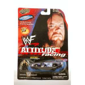 WWF / WWE   1999   Jakks   Road Champs   Attitude Racing