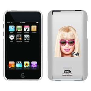 Barbie Heart Sunglasses on iPod Touch 2G 3G CoZip Case