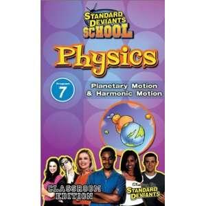 Physics, Program 7   Planetary Motion and Harmonic Motion (Classroom